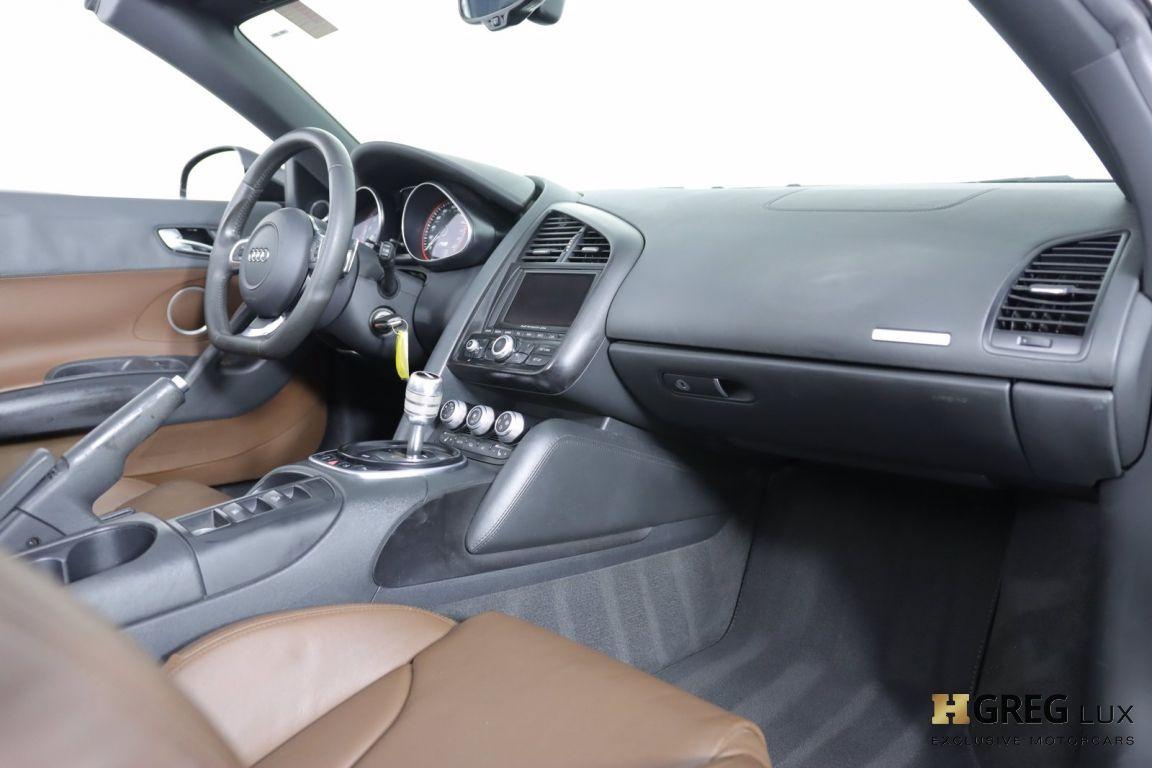 2011 Audi R8 5.2L #30