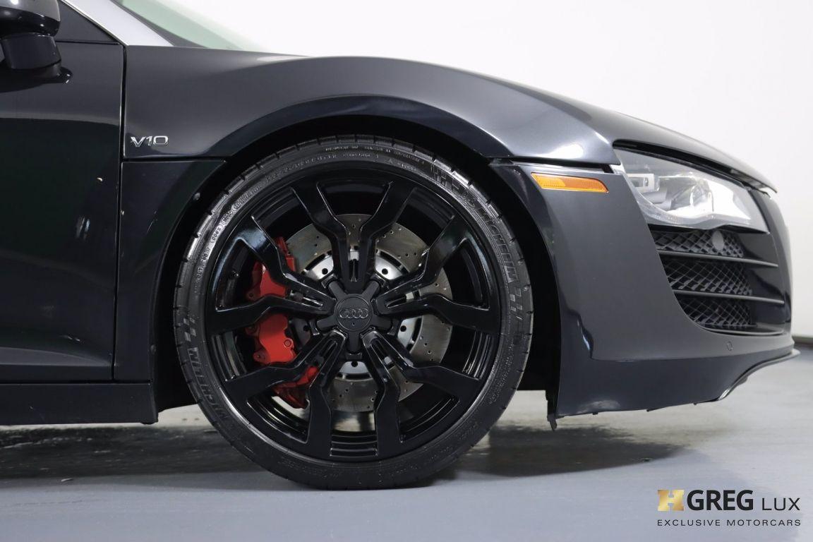 2011 Audi R8 5.2L #12