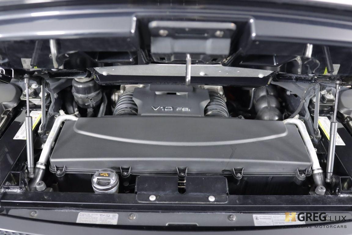 2011 Audi R8 5.2L #49