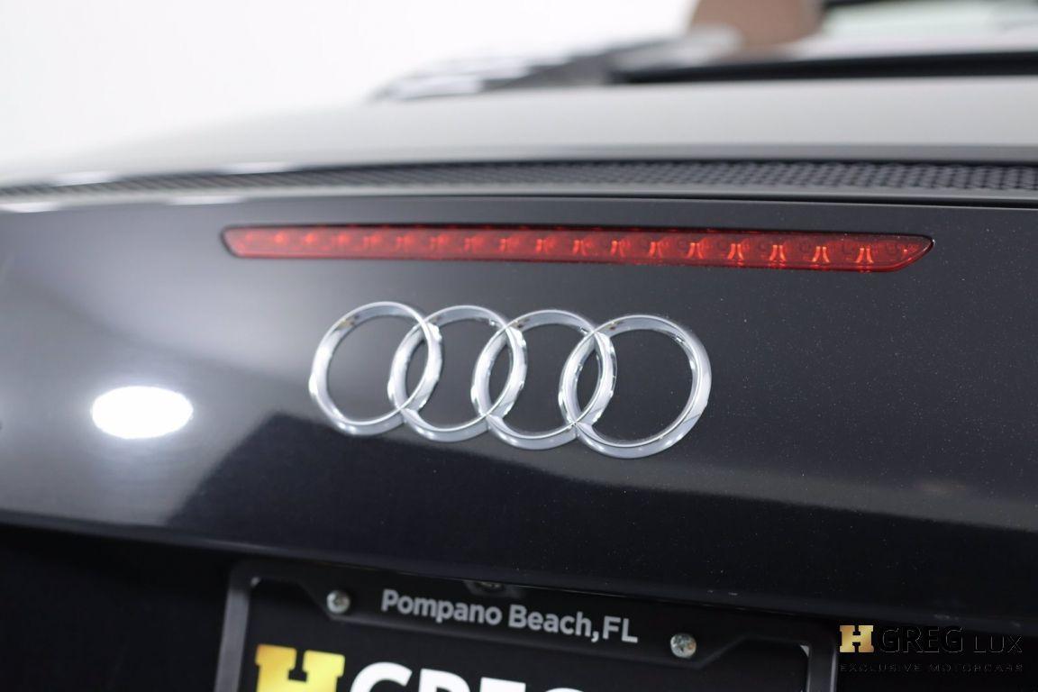 2011 Audi R8 5.2L #20