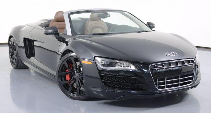 2011 Audi R8 5.2L #0