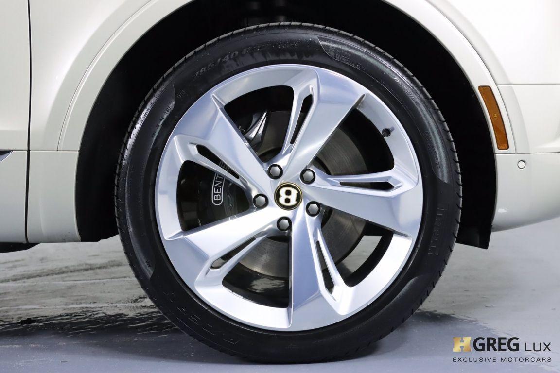 2019 Bentley Bentayga V8 #13