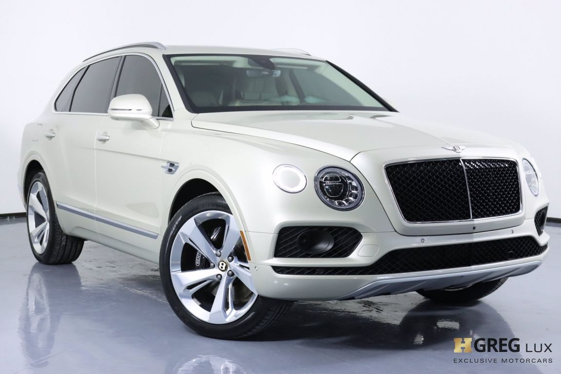 2019 Bentley Bentayga V8 #0
