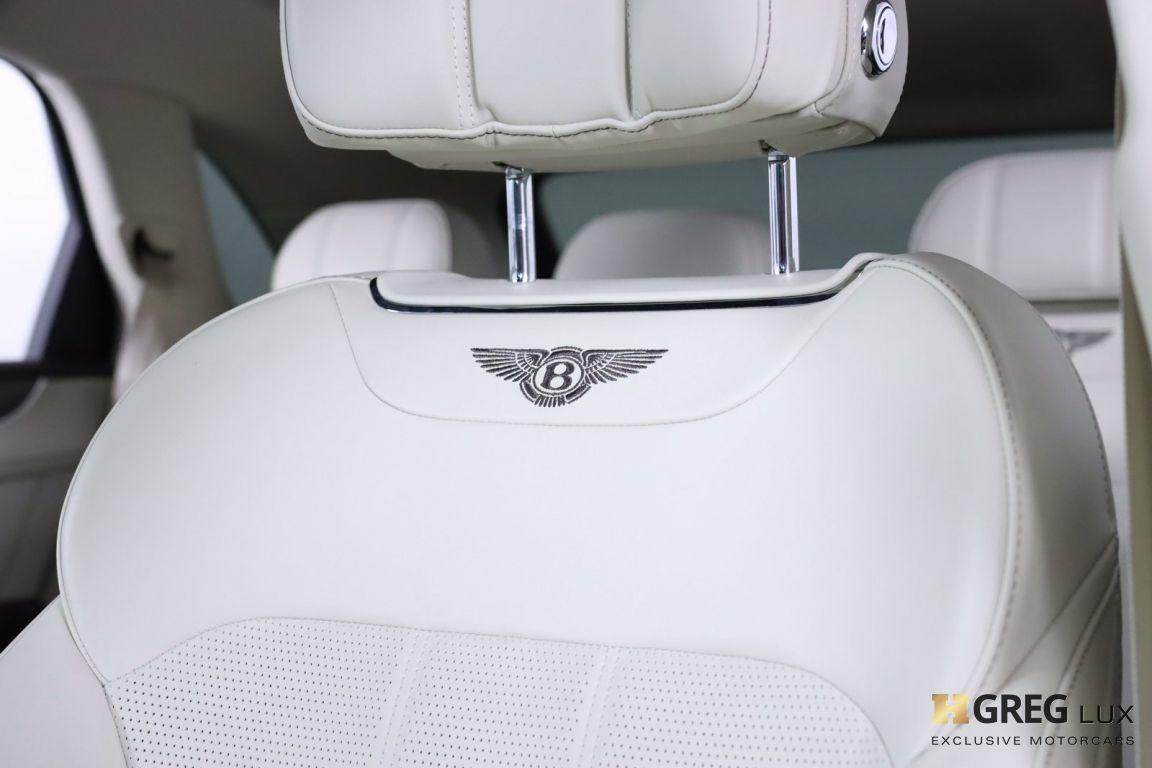 2019 Bentley Bentayga V8 #34