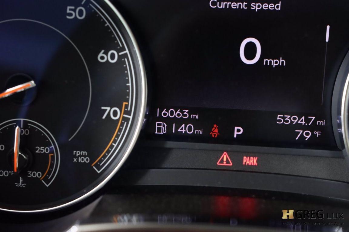 2019 Bentley Bentayga V8 #61