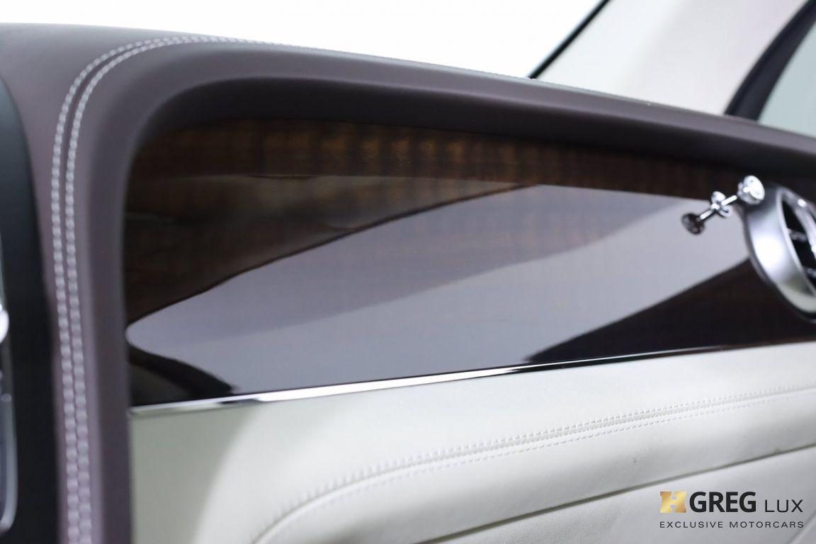 2019 Bentley Bentayga V8 #48