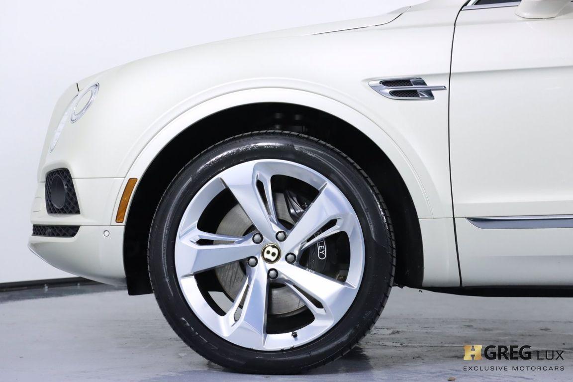 2019 Bentley Bentayga V8 #25
