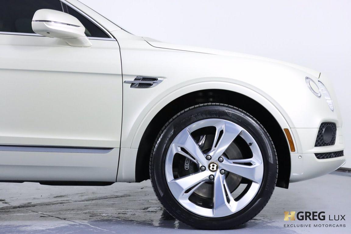 2019 Bentley Bentayga V8 #12