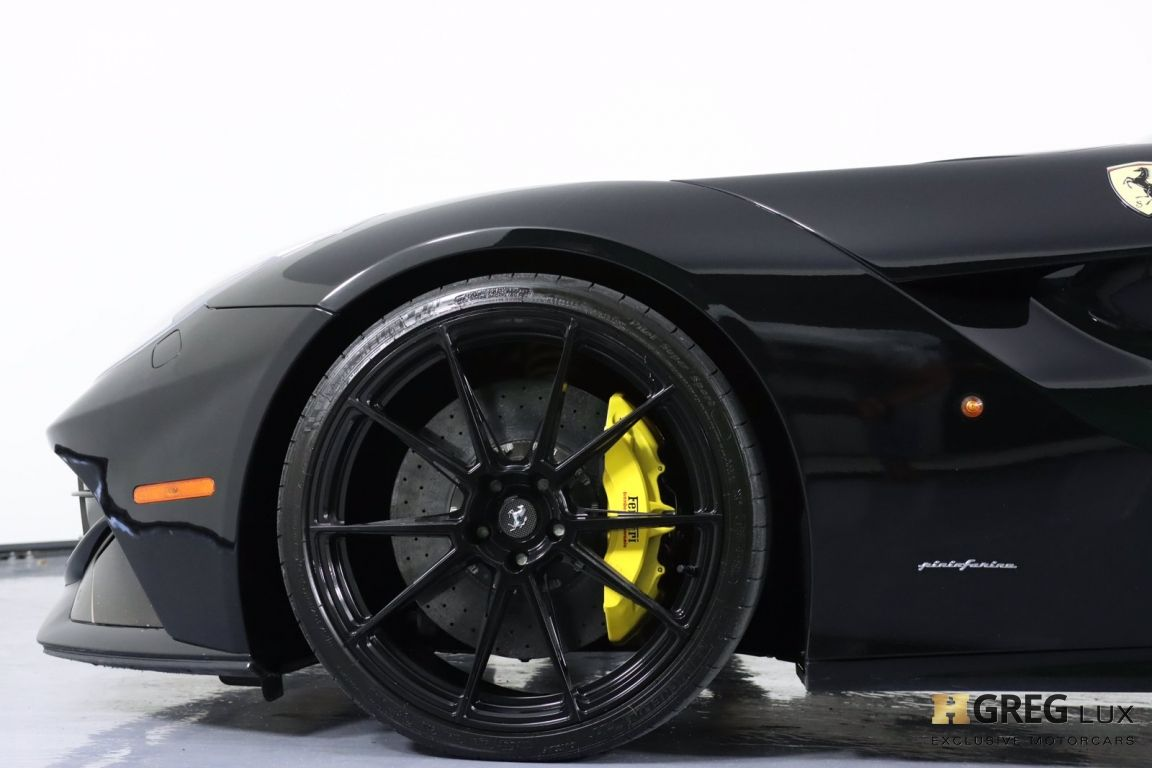 2014 Ferrari F12berlinetta Berlinetta #27