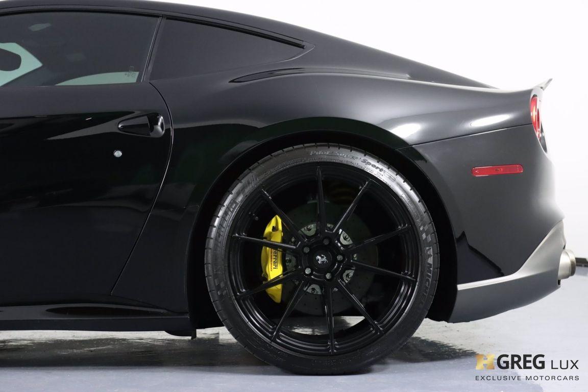 2014 Ferrari F12berlinetta Berlinetta #30