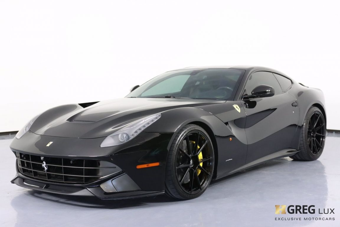 2014 Ferrari F12berlinetta Berlinetta #33