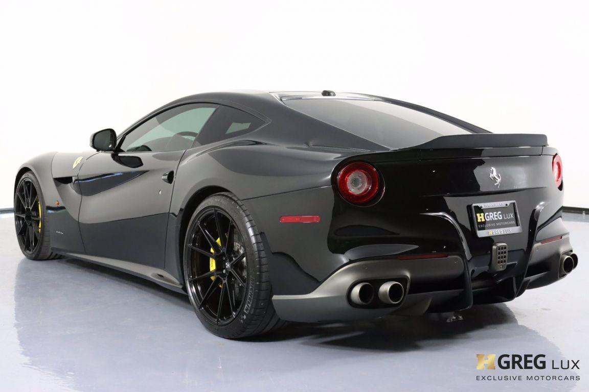 2014 Ferrari F12berlinetta Berlinetta #25
