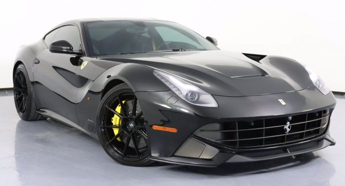 2014 Ferrari F12berlinetta Berlinetta #0