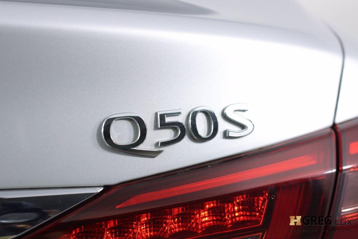 2018 INFINITI Q50 3.0t SPORT #19