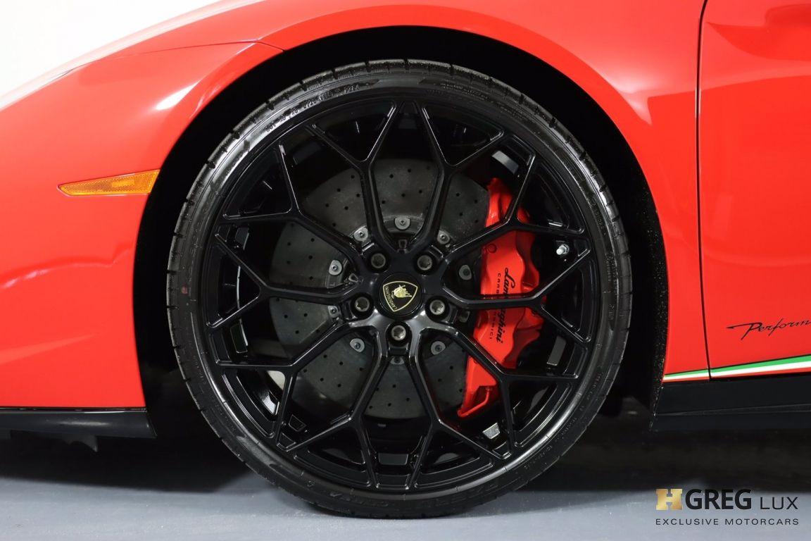 2018 Lamborghini Huracan Performante #32