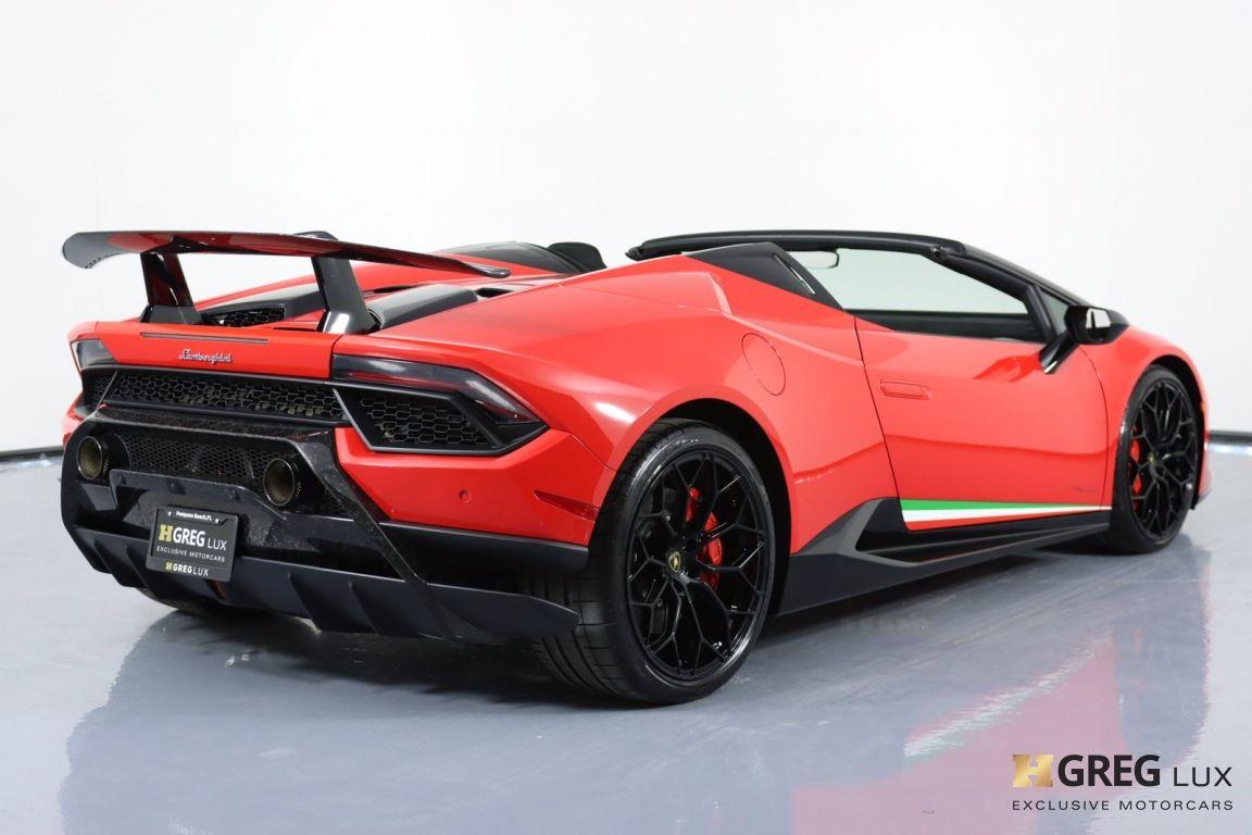 2018 Lamborghini Huracan Performante #21