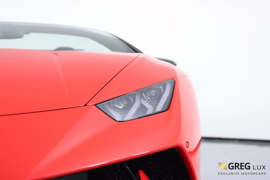 2018 Lamborghini Huracan Performante #6
