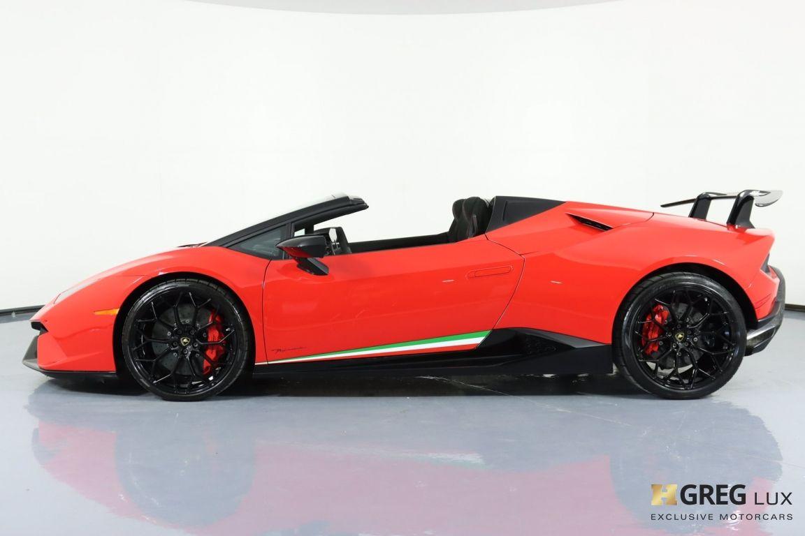 2018 Lamborghini Huracan Performante #30