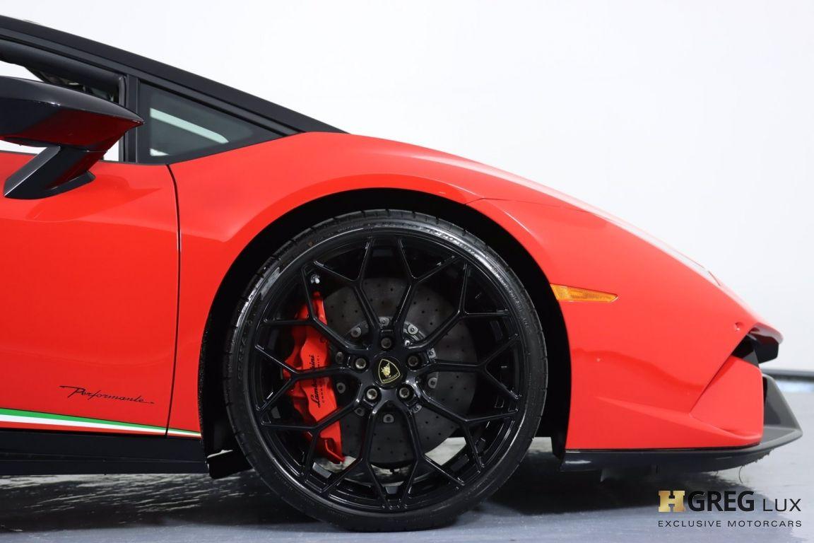 2018 Lamborghini Huracan Performante #13