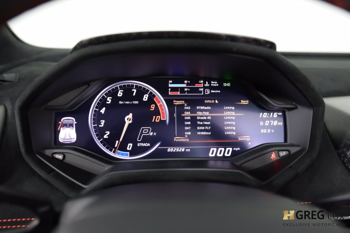 2018 Lamborghini Huracan Performante #63