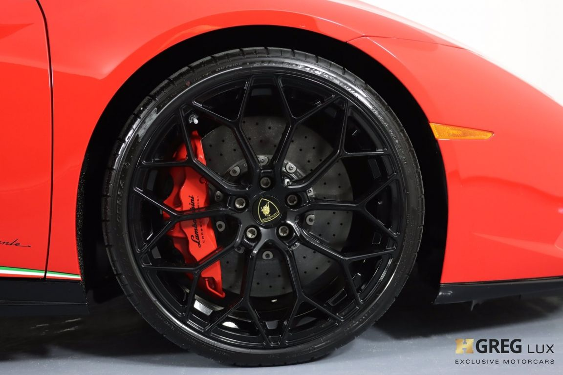 2018 Lamborghini Huracan Performante #14