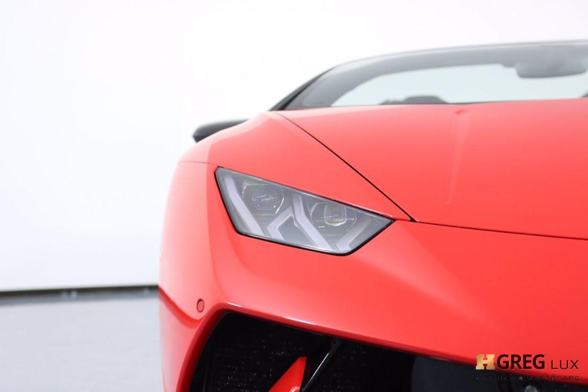 2018 Lamborghini Huracan Performante #5