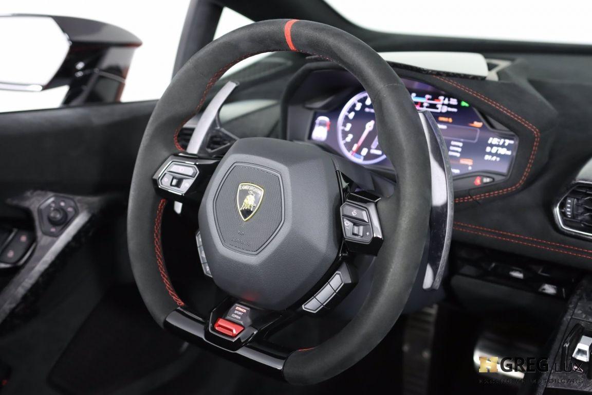 2018 Lamborghini Huracan Performante #58