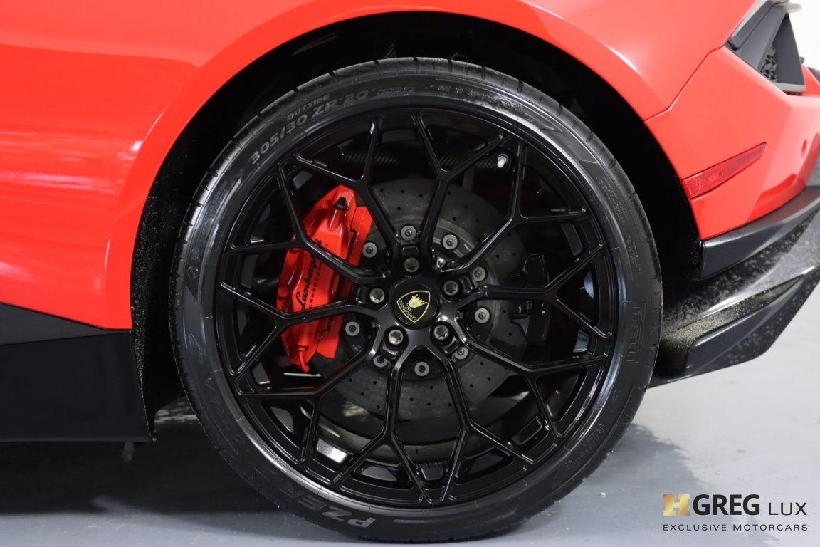 2018 Lamborghini Huracan Performante #35