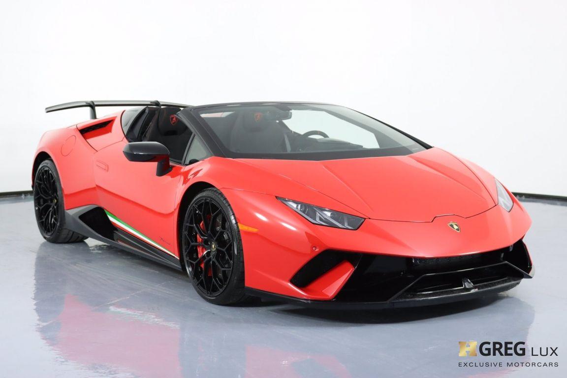 2018 Lamborghini Huracan Performante #11