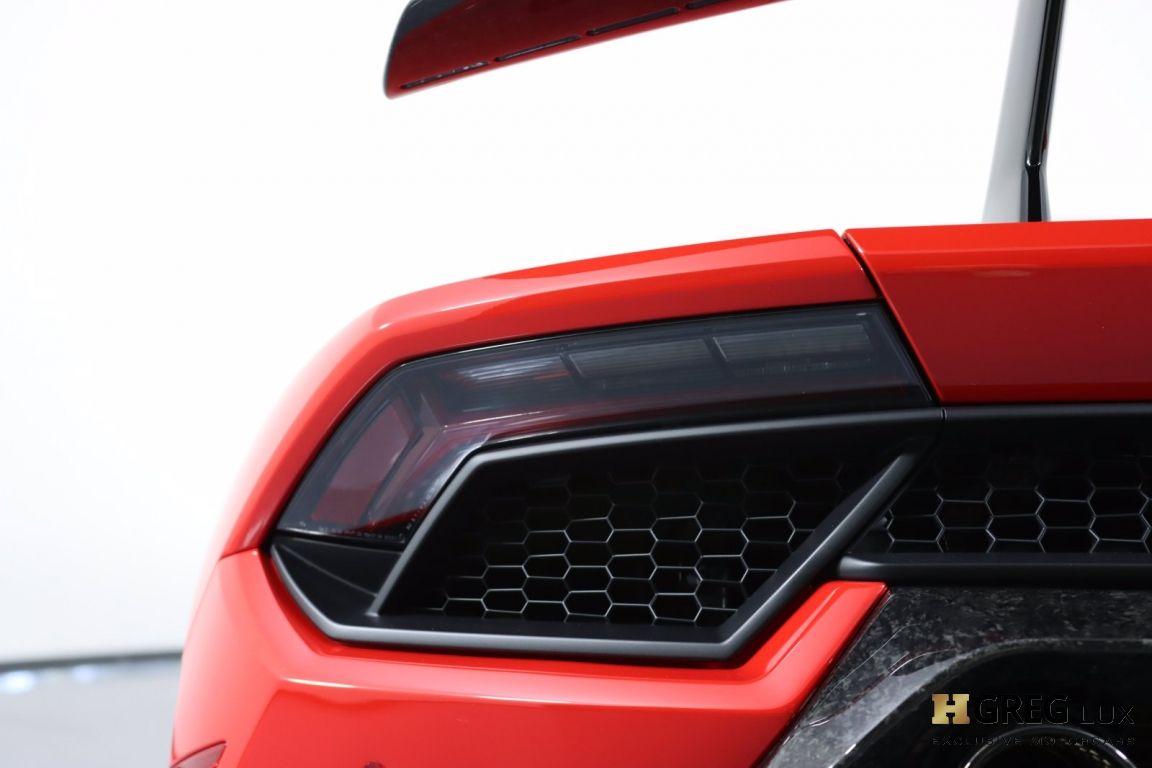 2018 Lamborghini Huracan Performante #23