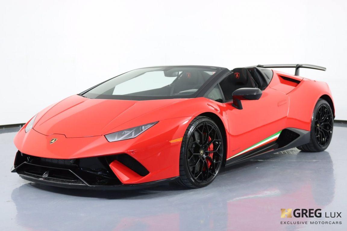 2018 Lamborghini Huracan Performante #37