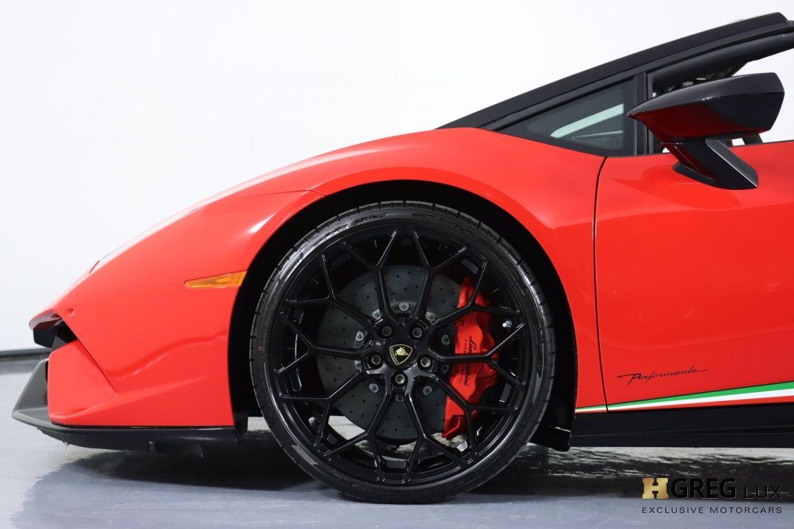2018 Lamborghini Huracan Performante #31