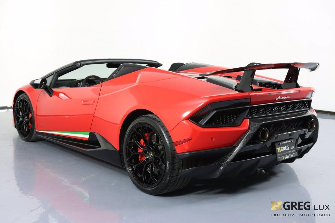 2018 Lamborghini Huracan Performante #29