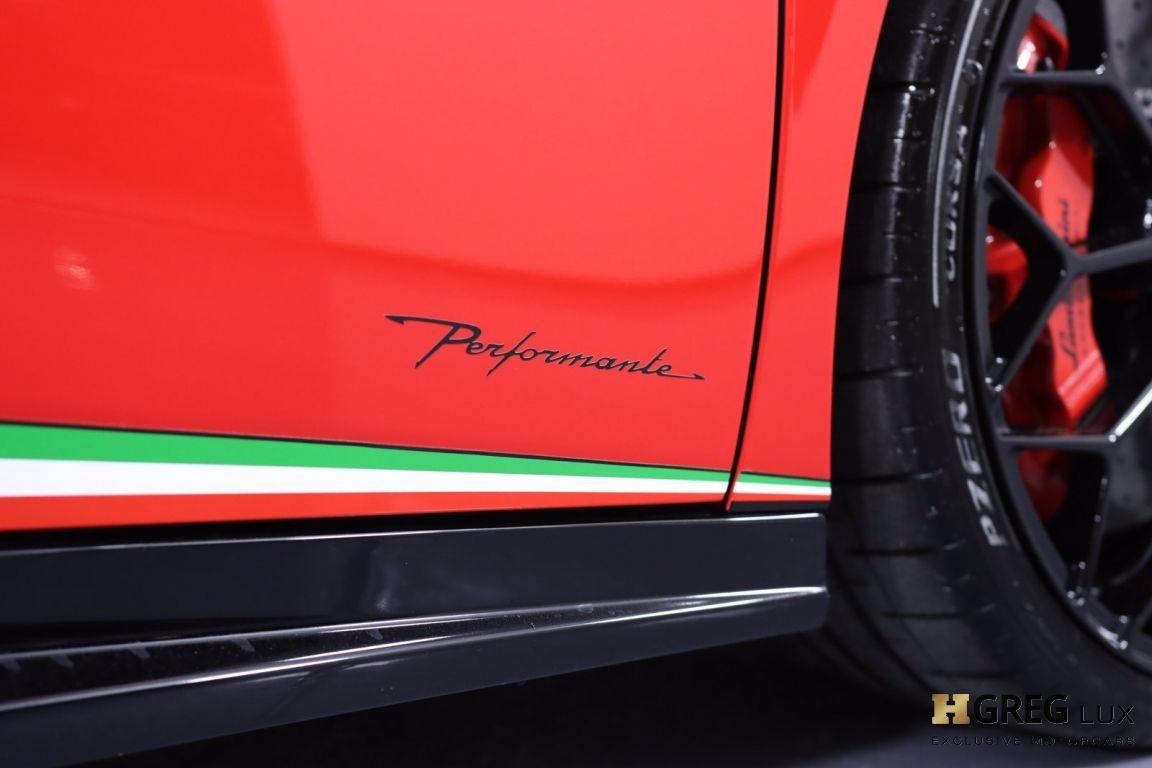 2018 Lamborghini Huracan Performante #16