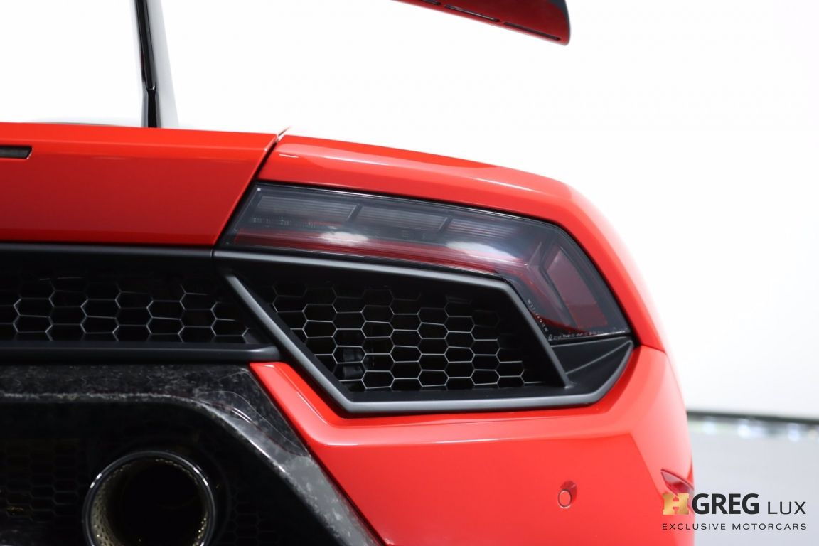 2018 Lamborghini Huracan Performante #24