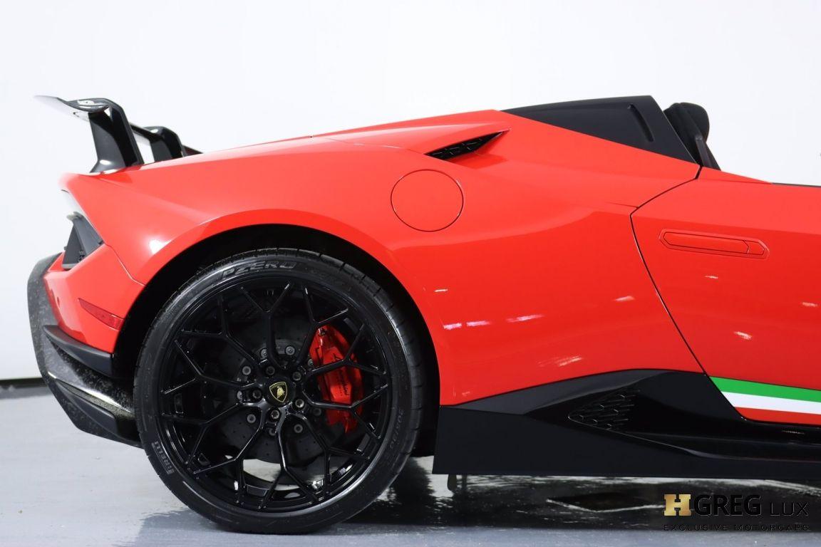 2018 Lamborghini Huracan Performante #18