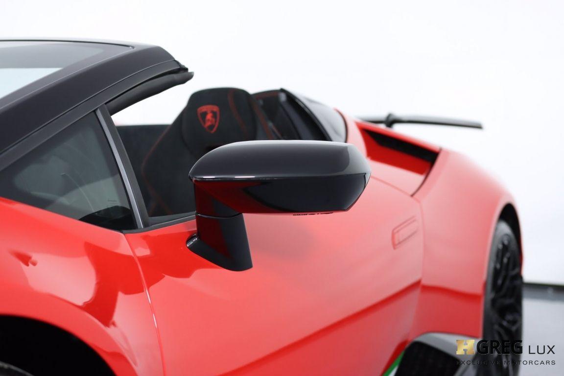 2018 Lamborghini Huracan Performante #9