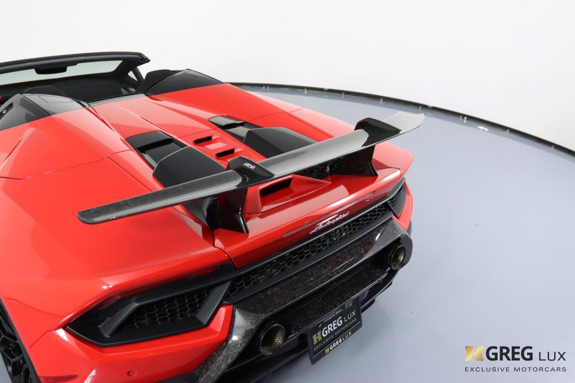 2018 Lamborghini Huracan Performante #27