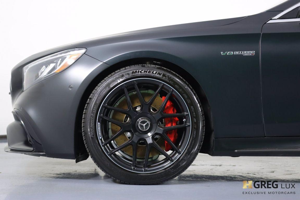 2020 Mercedes Benz S Class AMG S 63 #22