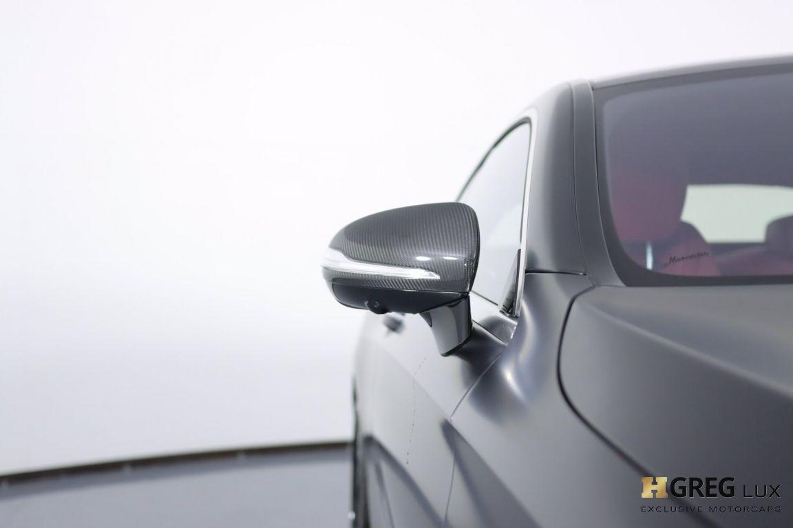 2020 Mercedes Benz S Class AMG S 63 #6