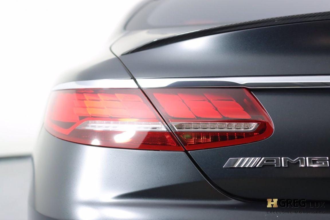 2020 Mercedes Benz S Class AMG S 63 #16