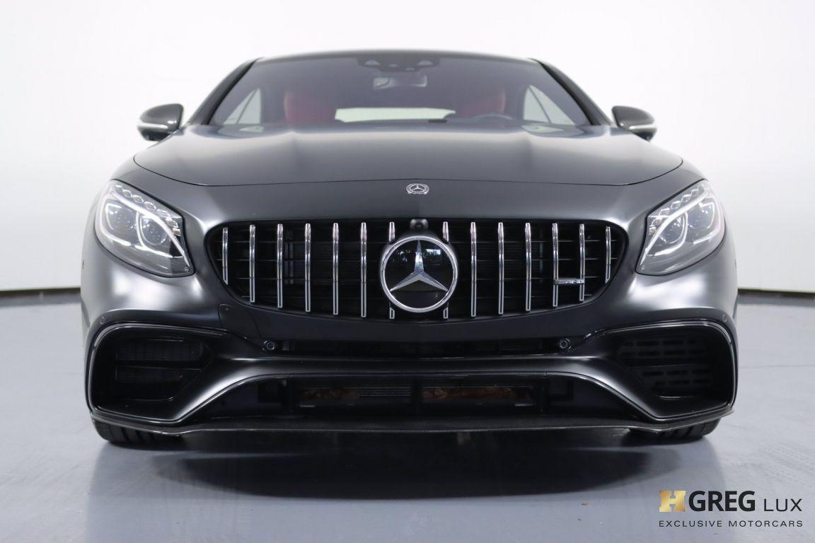 2020 Mercedes Benz S Class AMG S 63 #3