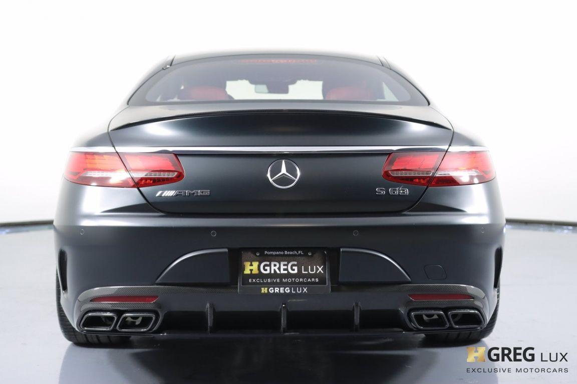 2020 Mercedes Benz S Class AMG S 63 #15