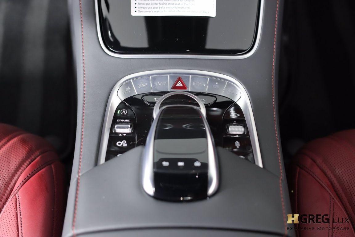 2020 Mercedes Benz S Class AMG S 63 #44