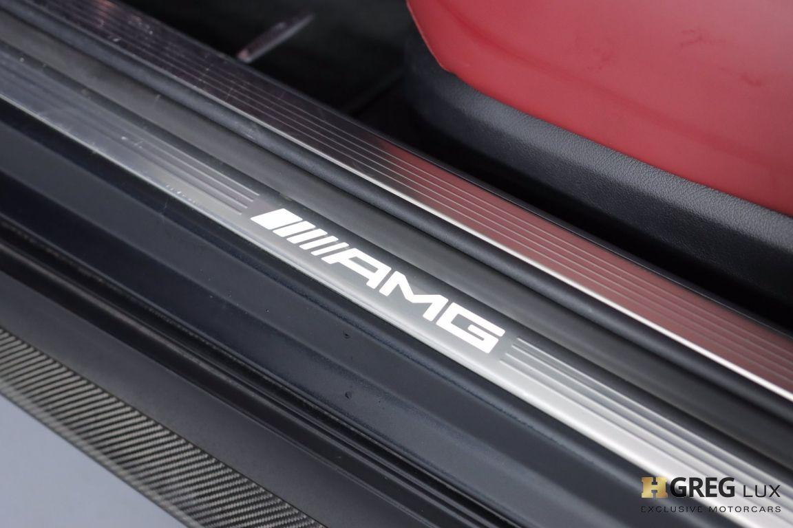 2020 Mercedes Benz S Class AMG S 63 #40