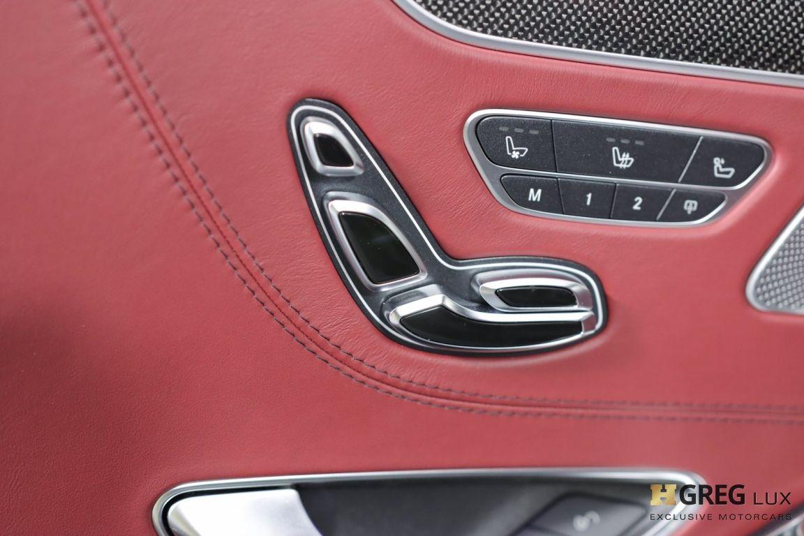 2020 Mercedes Benz S Class AMG S 63 #38