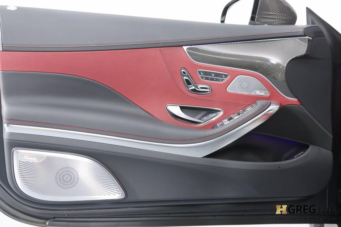 2020 Mercedes Benz S Class AMG S 63 #36