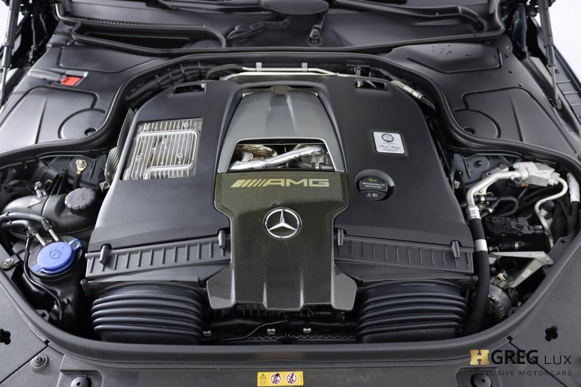 2020 Mercedes Benz S Class AMG S 63 #49