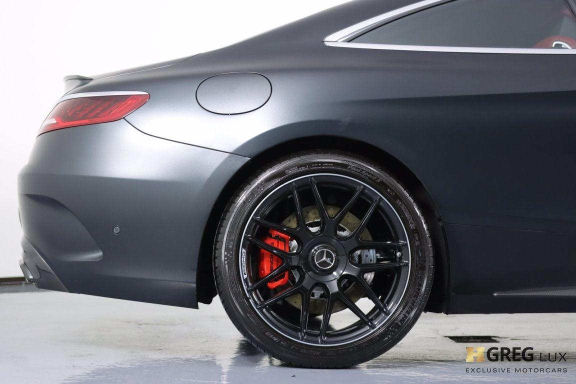 2020 Mercedes Benz S Class AMG S 63 #12