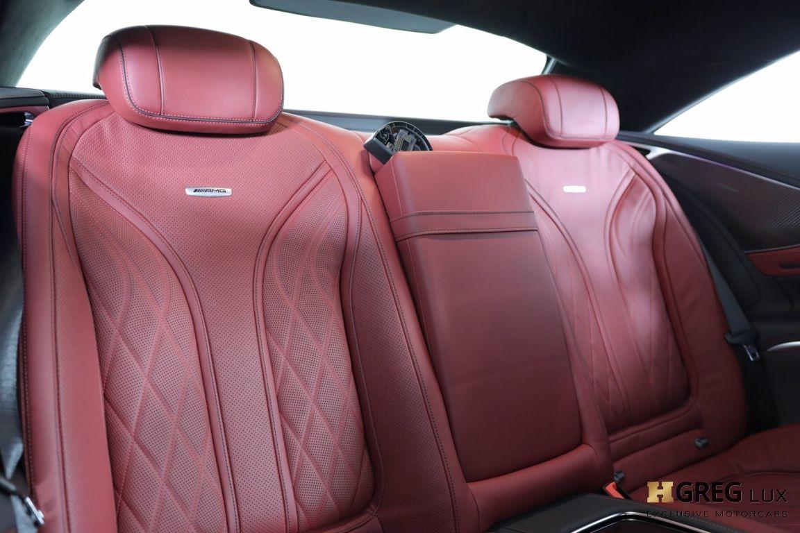 2020 Mercedes Benz S Class AMG S 63 #34